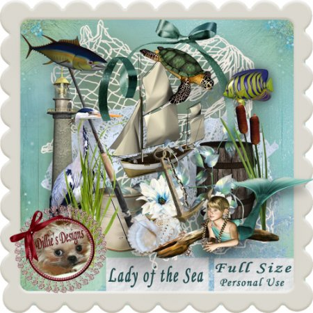 DD_Lady of The Sea Kit