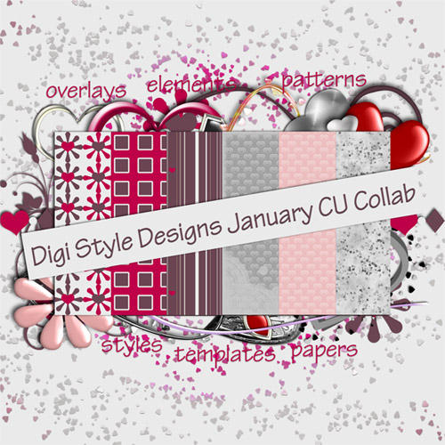 **January CU Collab** FREE w/ PURCHASE